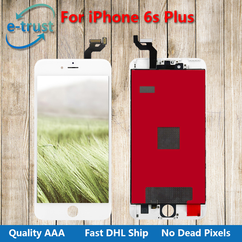 20PCS/LOT Quality AAA+ For iPhone6S Plus 5.5 inch LCD Display No Dead Pixel+Touch Screen Digitizer  Assembly with Free Shipping <br>