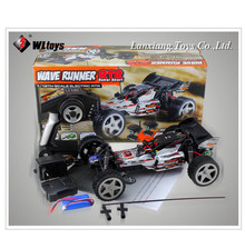 Buy Electronic toys WL L959 Remote Control Car 2.4G 1:12 OFF-Road Scale RC Drift Car Racing Motor,RC Buggy/bajas 50km/h High speed for $96.00 in AliExpress store
