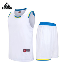 2017 Men Basketball jerseys Sets Tops Shorts soccer clothes suit Sports breathable boys basketball clothes Custom Name Number
