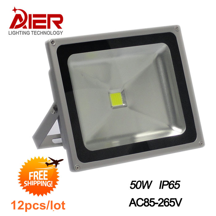 Top quality outdoor led Floodlight 50W / warm white or cold white / waterproof outdoor led lamp<br>