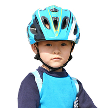 MOON Child Bicycle Helmet PC+EPS Integrally-mold Breathable Kids Cycling Helmet Road Mountain Bike MTB Helmet 260g Size M/L(China)