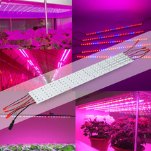 Led Plant Grow Light  5pcs 0.5m 10W DC12V SMD5050 LED Grow Light Bars For Flowering Plant And Hydroponics System