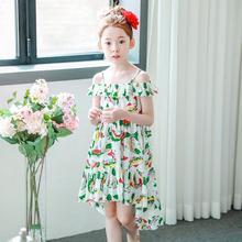 Bohemian Beach Girls Dresses 2017 New Summer Children's Princess Clothing Fashion Kids Dress for Girls Party Sundress Costume