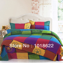 Free Shipping Sacrifice promotion hot sell bed set/bedding sets duvet cover Bedding sheet bedspread pillowcase preferential