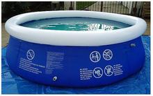 "M Size D183*H66(D6'*H2'2"") Hot-selling Top Ring Inflatable Swimming Pool for Kids/Laminated Dish Swimming Pool for Family"