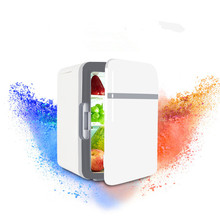 10L car refrigerator / car dual-use mini-refrigerator / home small freezer / refrigerated refrigerator / cold and warm incubator