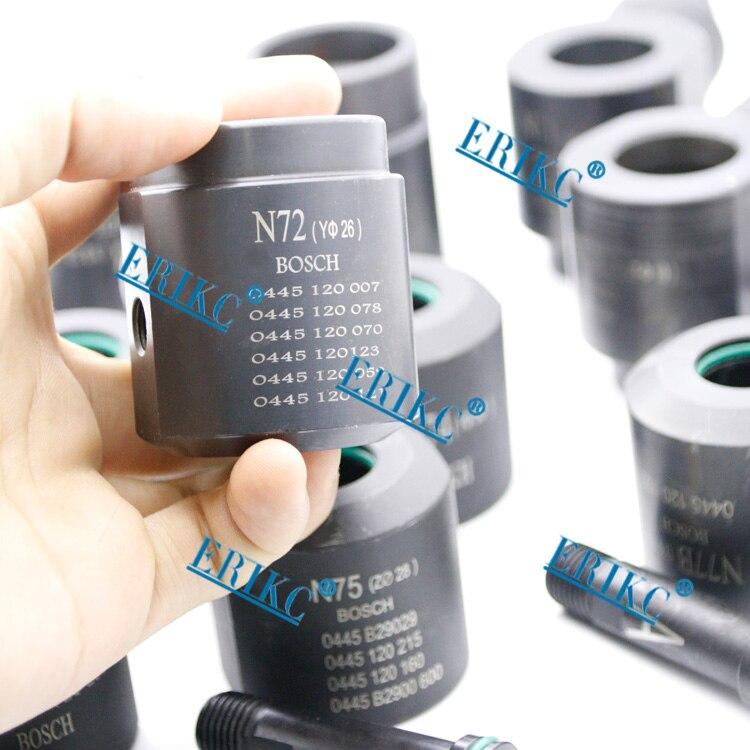 Erikc инжектор дизельного топлива ремонт и автосервисного inyector разобрать Инструменты 12 шт. для общая топливораспределительная рампа впрыска(China)