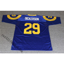 Mens Retro 1985 Eric Dickerson Stitched Name&Number Throwback Football Jersey Size M-3XL(China)