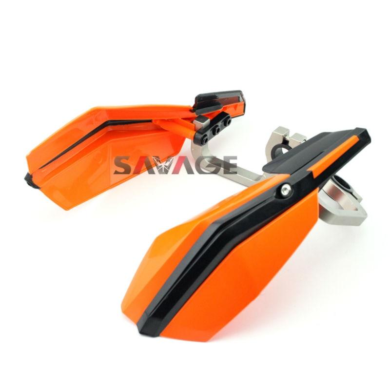 For KTM 350 SX-F 2012-2013/350 EXC 2011-2015/450 EXC 2013-2014/500 XC-W 2012-2015 HandGuard Handlebar<br>