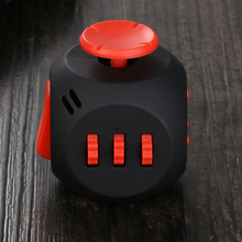 Fidget Cube Adult Cool Stress Relief Relieves Pullze Finger EDC Fidgets Toys For Children Kids Magic Infinity Cube Adhd Autism