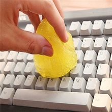 Multifuntion Super Dust Keyboard Cleaner Clean Soft Glue Cleaning Tool Slimy Gel Universal for PC Computer Keyboard Car Outlet(China)