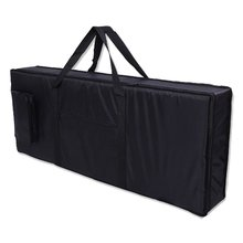 SEWS Waterproof 61 Keys Keyboard Bag Backpack 100 x 40 x 15cm black(China)