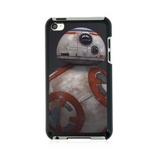 Star Wars The Force Awakens BB8 Custom Design Protective Shell Skin Bag Case For ipod Touch 4(China)