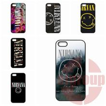 Hard Mobile Phone Fashion Music Band Nirvana Logo For Samsung Galaxy J1 J2 J3 J5 J7 2016 Core 2 S Win Xcover Trend Duos Grand