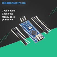 Mini USB CH340 Nano 3.0 ATmega328P Controller Board Compatible For Arduino Nano CH340 USB Driver Nano V3.0 ATmega328(China)