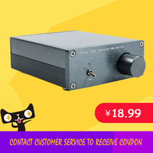 Buy Original Breeze Audio BA100 AMP HiFi Clase D 2*100W Stereo Digital Power Amplificadores Portable TAP3116 Mini Power Amplifier for $17.99 in AliExpress store