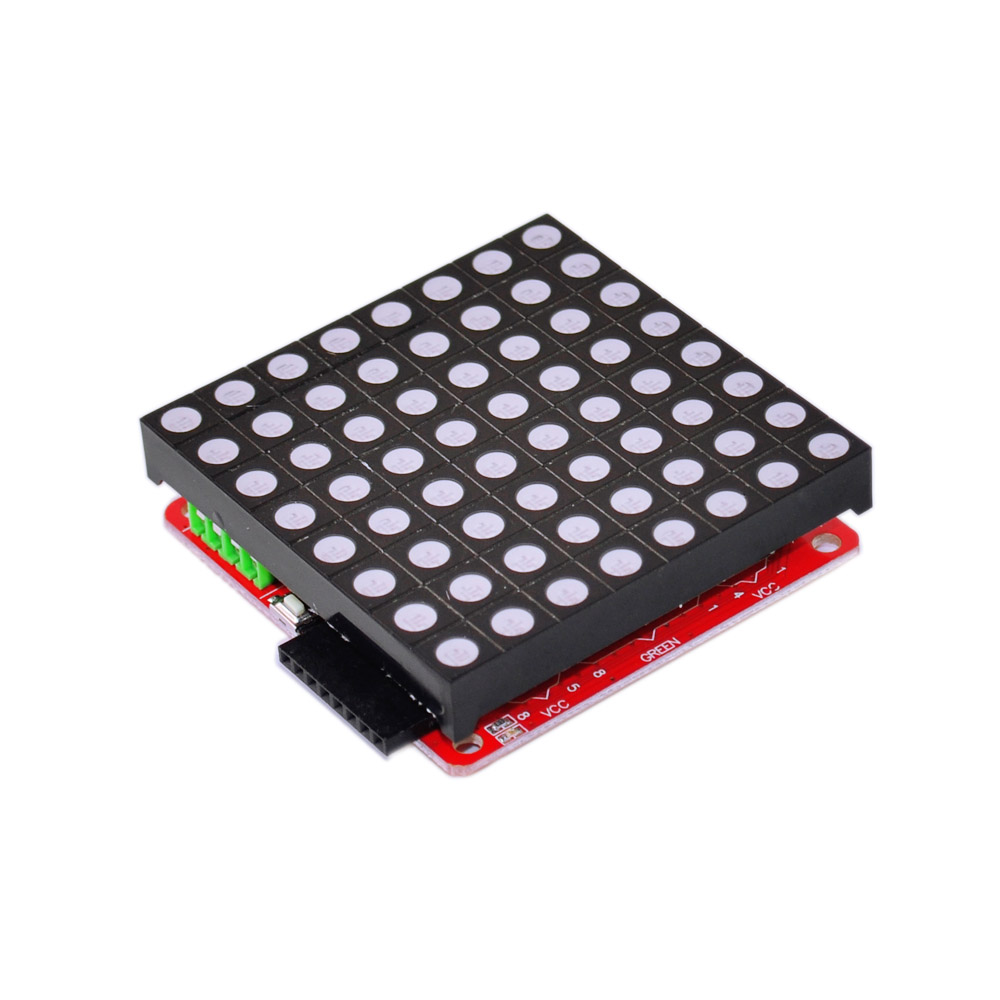 Keyes 88 Rgb Led Matrix Module Driver Board Compatible With Rf Strip Controller Met Color Wheel 100x100 Introduction Full