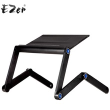 Adjustable Portable Laptop Table Stand Lap Sofa Bed Tray Computer Notebook Desk bed table ZW-CD03