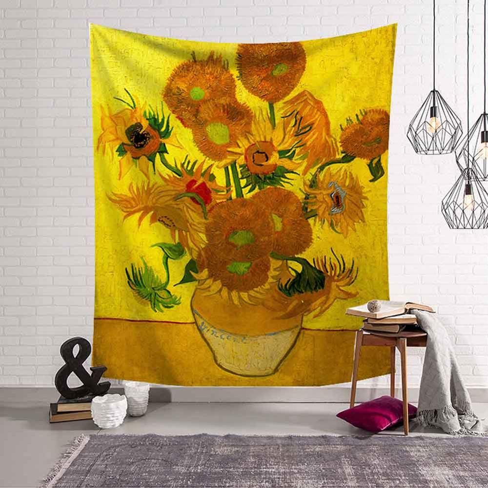 GT8069-2 Vincent van Gogh Sunflower