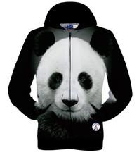 3D printed Men sweatshirts panda sudadera element hombre cotton sportswear hoodies winter coat homme tracksuit