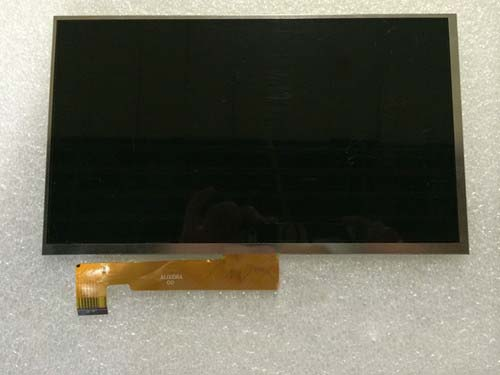 SL101DH27B492 AL0256A LCD Display screen <br>