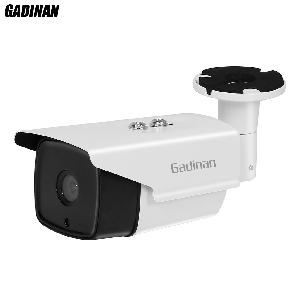 Gadinan Star Grade 0.0001Lux Superb Ultra low Illumination 1.3MP SONY IMX225 / 2MP SONY IMX291 Outdoor IP Camera Metal Outdoor<br>