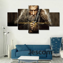 5 Piece Canvas Painting Wall Art More Design Painting Top Quality Canvas Print Fashion Artwork For Living room Home Decor