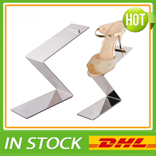 Retail Shoe Display Ideas Display Shoe For Store and Shoe Store Furniture(China)