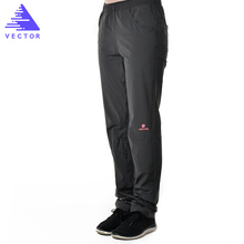 VECTOR Outdoor Hiking Pants Men Women Trousers Outdoor Sports Quick Dry Pants Running Climbing Trekking Pants 50019-M(China)