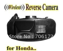 WIRELESS Special Car Rear View camera Reverse rearview Camera parking backup for Honda CRV CR-V Odyssey Fit Jazz Elysion