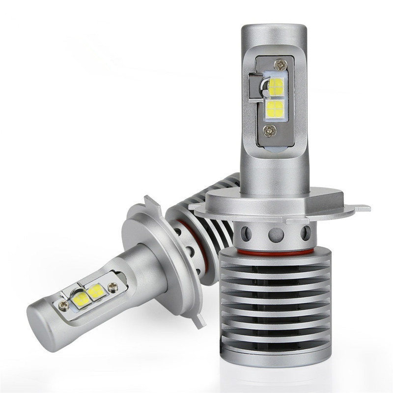 Zdatt-2Pcs-High-Power-H4-Led-Bulb-100W-14600LM-Auto-Headlights-H4-H8-H9-H11-9005__