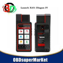 2017 New Released Launch X431 Diagun IV Powerful Diagnostic Tool Wifi Bluetooth Android 7.0 with 2 Years Free Update(China)