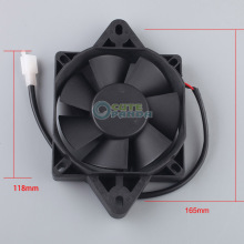 Electric 12V Engine Cooling Fan Radiator Motorcycle ATV Go Kart Quad 150 - 250cc