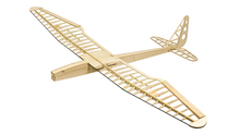 RC Airplane Sunbird Electric Glider Wingspan 1600mm Laser Cut Balsa Wood Model Airplane Building Kit(China)