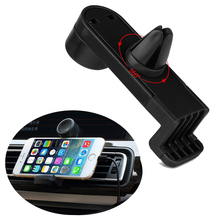 360 Degree Portable Car Air Vent Holder for Lenovo S660, S650, P780, A6010, A806, A859, S960, S850, Vibe P1m Phone Car Trestle