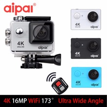 Aipal H9 / H9R Action camera Ultra HD 4K/30fps Sport camera WiFi 1080P/60fps 720p/120fps 2.0 LCD 173D 40m waterproof camera