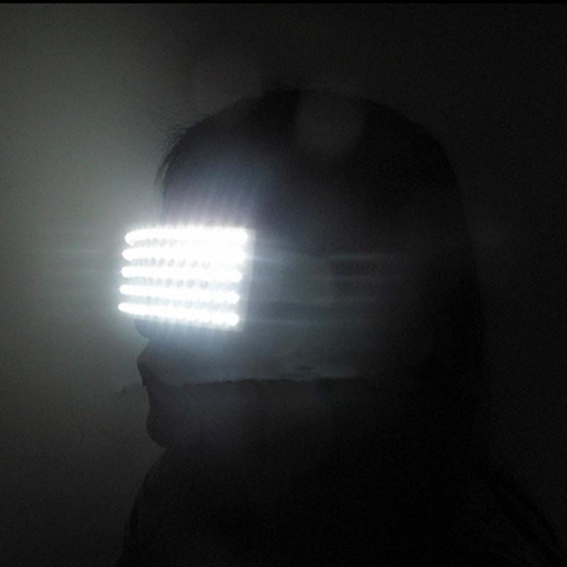 Led luminous glasses (2)