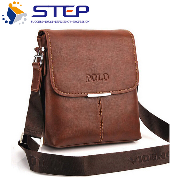 New 2016 Hot Selling High Quality PU Leather POLO Men Messenger Bags Crossbody Bags Mens Travel Bags M230<br><br>Aliexpress