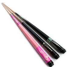 New Brand Billiards Pool Cue Stick 11.5mm/13mm Bulk Head 16 Color 1/2 Jointed Pole 2015