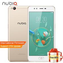 "Original 2017 ZTE Nubia M2 LITE 4G LTE MT6750 Octa Core Android M 5.5"" 3G RAM 64GB ROM 16.0MP 3000mAh Battery  Smartphone"