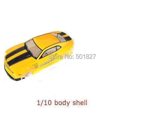 free shipping 1/10 RC racing car shell body  1/10 190mm 046 2pcs/lot<br><br>Aliexpress