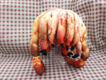 "New Half Life 2 Head Crab 6"" Plush toy gift(China)"