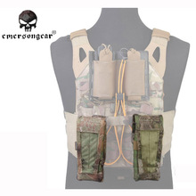 Emerson CP Style Flap Single Magazine Pouch Air Mag Military Army Utility Pouch Tactical Hunting Accessories EM6364