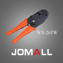 WX-26TW crimping tool crimping plier 2 multi tool tools hands Ratchet Crimping Plier (European Style)