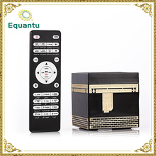 8GB Bluetooth Speaker SQ109 Holy Quran Coran Mp3 Player Rechargeable Cube Digital For Muslims Islamic Gift holy product
