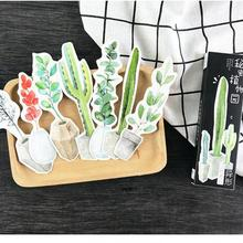 30pcs/pack Secret Botanical Garden Bookmark Paper Bookmarkers Promotional Gift Stationery Free Bookmarks For Books Book Marks