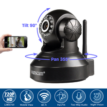 Buy Wanscam HW0024 Wireless CCTV Security Surveillance 1MP 720P Wifi IP Camera Baby Monitor Pan/Tilt 2 Way Audio IR Night Vision P2P for $44.02 in AliExpress store