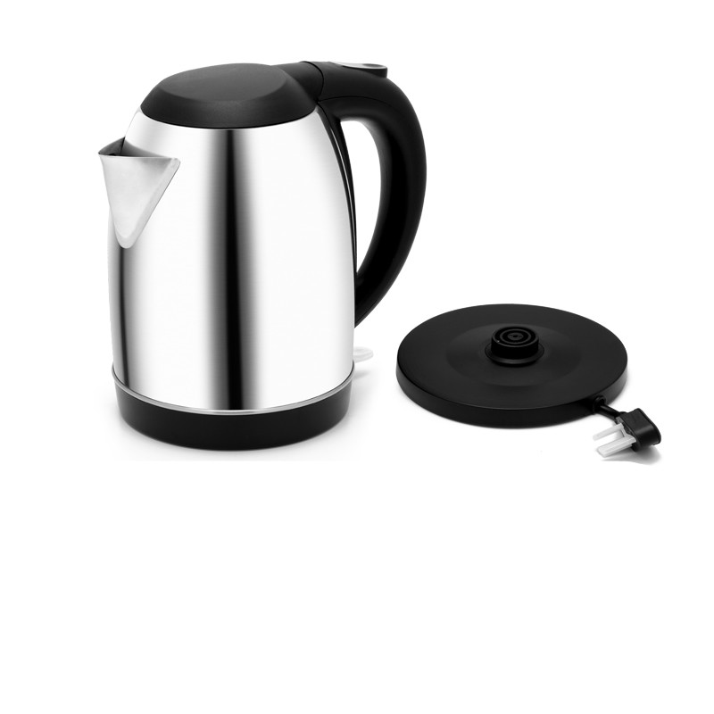 Electric kettle 304 food grade stainless steel automatic cut-off Overheat Protection<br>