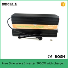 MKP3000-121B-C solar inverter 3000w 12v dc ac power inverter 110vac off grid output 3kw homage inverter with charger(China)