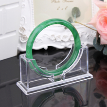 Bangle display shelf standing for jewelry fashion clear acrylic jewelrys displays stand bangles displays holder factory price